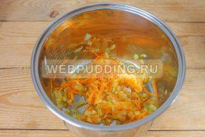 sup v multivarke s risom i rybnymi konservami 2