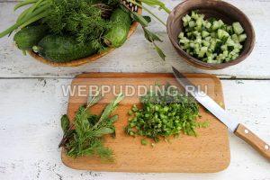 kefirnyj sup s ogurcom 2