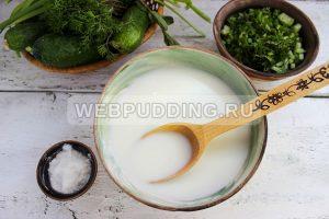 kefirnyj sup s ogurcom 3