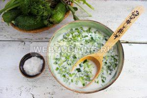 kefirnyj sup s ogurcom 4