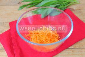 salat iz cheremshi s balykom 2