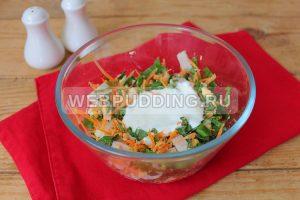 salat iz cheremshi s balykom 6