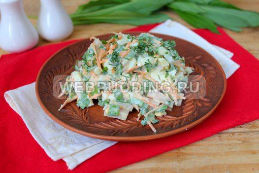 salat iz cheremshi s balykom 8