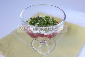 salat iz svekly s yaytsom i syrom 4