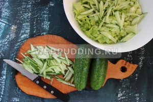 salat s krabovymi palochkami i ogurcom 2
