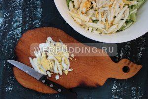 salat s krabovymi palochkami i ogurcom 3