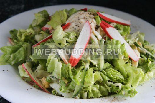 salat s krabovymi palochkami i ogurcom 8