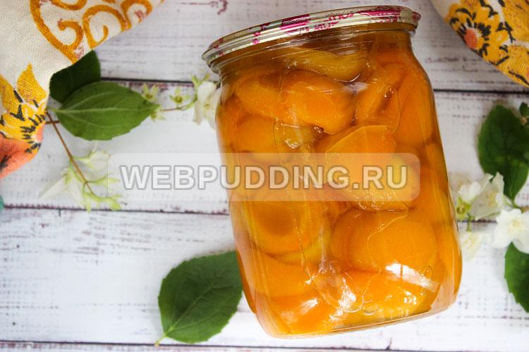 Пятиминутка из абрикосов