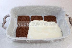 tort iz pechenya s tvorogom 4