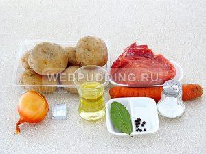 kartofel s myasom v gorshochkah 1