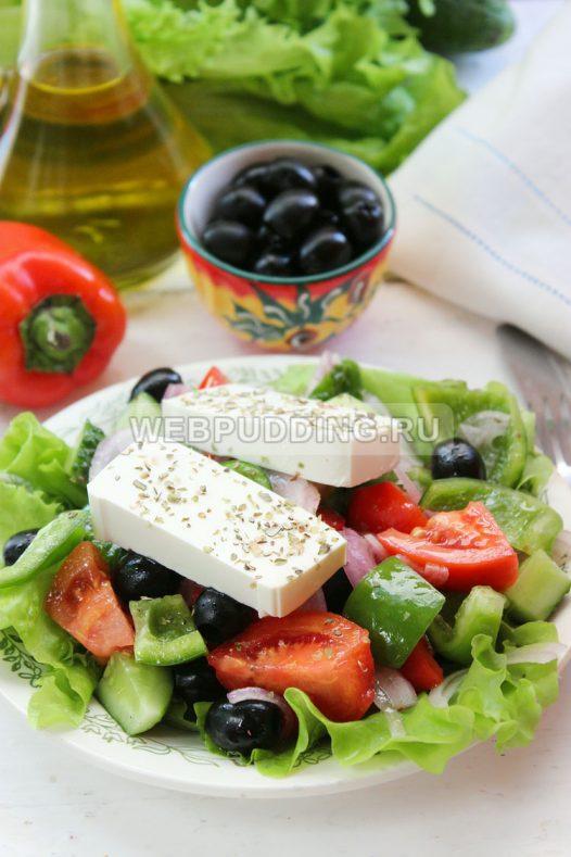 salat grecheskij 12