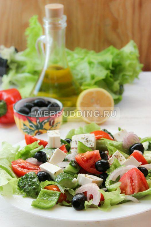 salat grecheskij 13