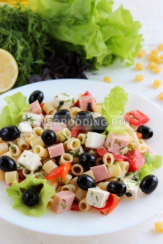 salat iz makaron 11