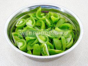 varene iz zelyonyh pomidorov i chernoplodnoj ryabiny 5