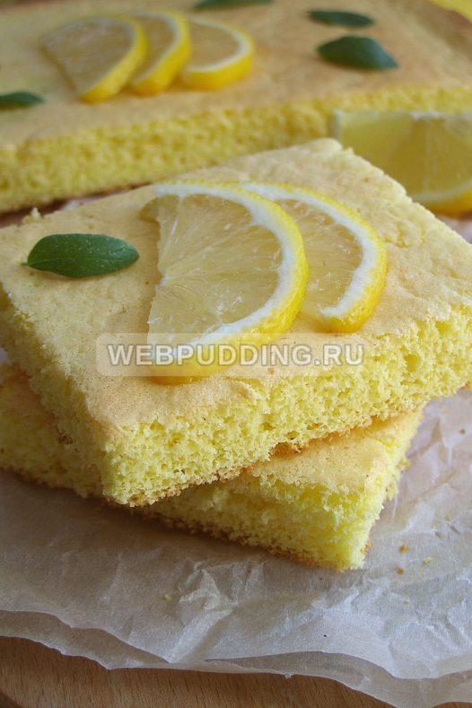 limonnyj biskvit 14