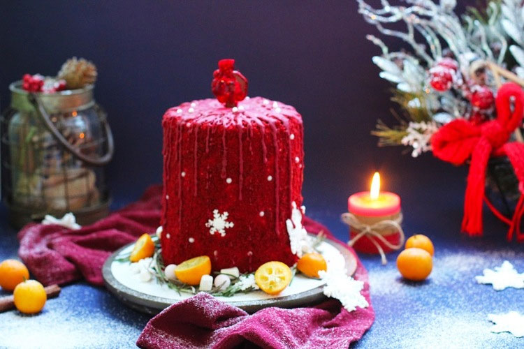 tort krasnyj barhat svecha 4