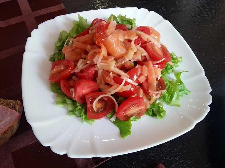 Амурский салат
