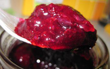 Шведское ягодное варенье силт