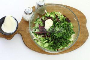 salat iz kolrabi s kolbasoj 5